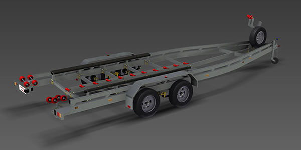 boat trailer plans www.trailerplans.com.au