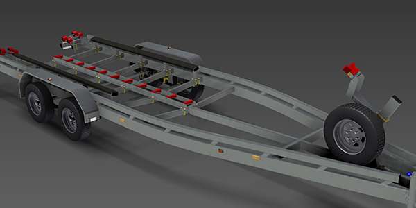 Boat trailer plan ~ Boatlirder