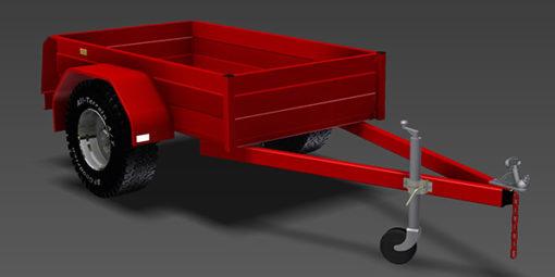 TRAILER PLANS box trailer plans www.trailerplans.com.au