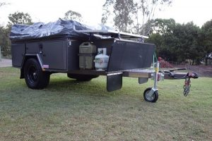 TRAILER PLANS Trailer Build Off-Road Camper Trailer www.trailerplans.com.au