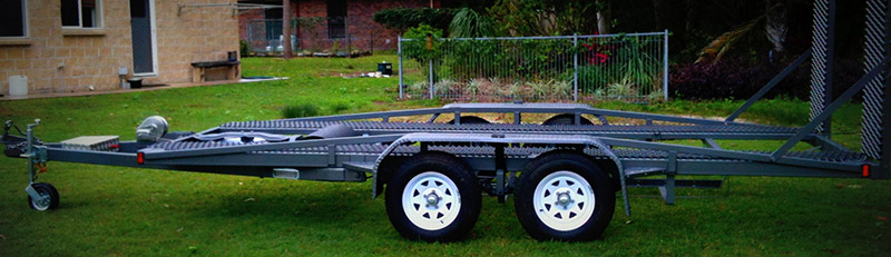 Flatbed Trailer BP