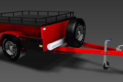 off road camper trailer plans www.trailerplans.com.au