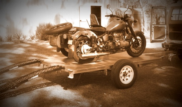 TRAILER PLANS Motorbike Trailer Build www.trailerplans.com.au
