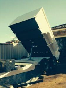 Trailer Build Hydraulic Tipping Trailer www.trailerplans.com.au Trailer Plans