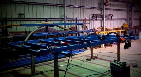 TRAILER PLANS Flatbed Tilt Trailer Build www.trailerplans.com.au