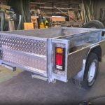 TRAILER PLANS Off Road Camper Trailer Build www.trailerplans.com.au