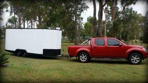 Enclosed Trailer plans www.trailerplans.com.au