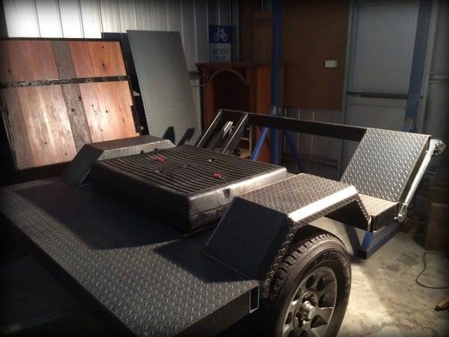 Trailer Plans Build Off Road Camper Trailerplansau