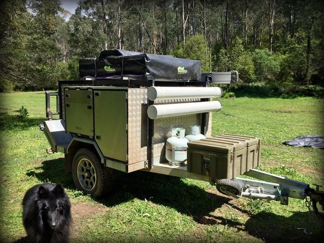 Trailer Plans Build Off Road Camper Trailerplansau