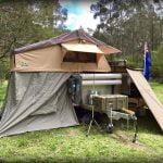Trailer Plans Trailer Build Off-Road Camper Trailer www.trailerplans.com.au