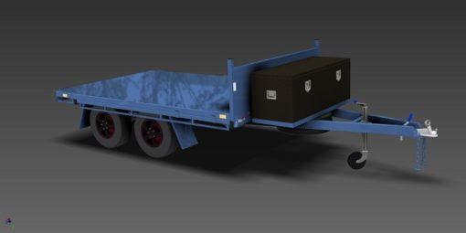 TRAILER PLANS Toy Hauler Tipper Trailer Plans Flatbed Trailer Box Trailer Tipping Trailer www.trailerplans.com.au