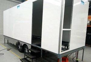 enclosed trailer design custom plan engineering