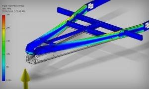 ENGINEERING DESIGN TRAILER DESIGN FEA