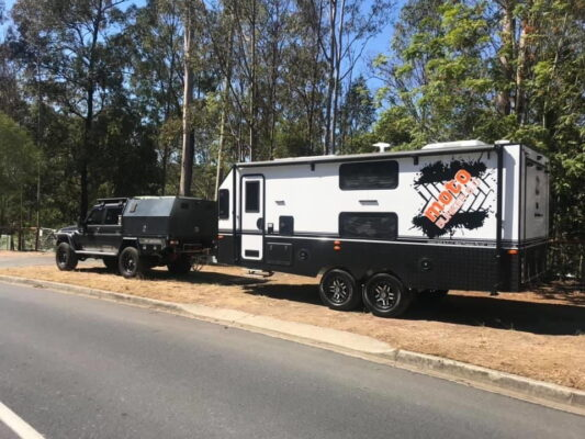 TRAILER PLANS - Andrew's 6m Enclosed Trailer Build www.trailerplans.com.au
